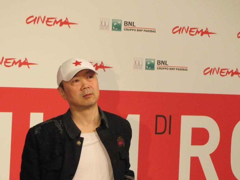 Blue Sky Bones: Cui Jian al Festival di Roma 2013 per presentare il suo film