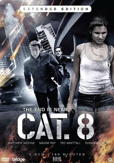 Cat.8 - Tempesta solare: la locandina del film