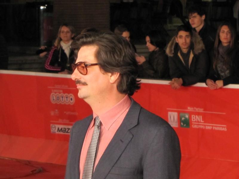 Festival di Roma 2013 - Roman Coppola sul tappeto rosso della kermesse
