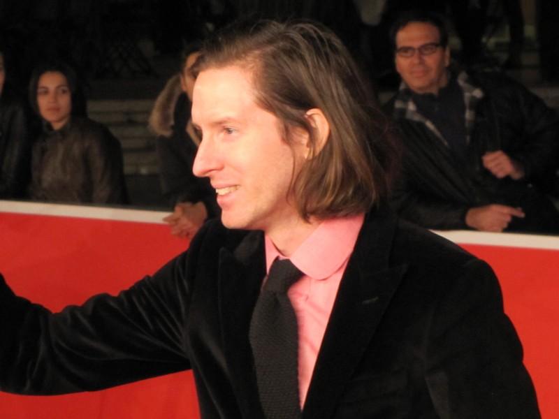 Festival di Roma 2013 - Wes Anderson sul red carpet della kermesse
