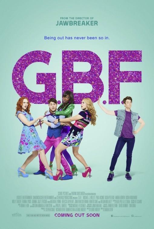 G.B.F.: nuovo poster del film
