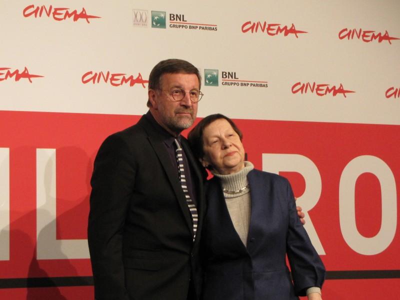 Hard to Be a God: Leonid Yarmolnik con Svetlana Karmalita a Roma 2013