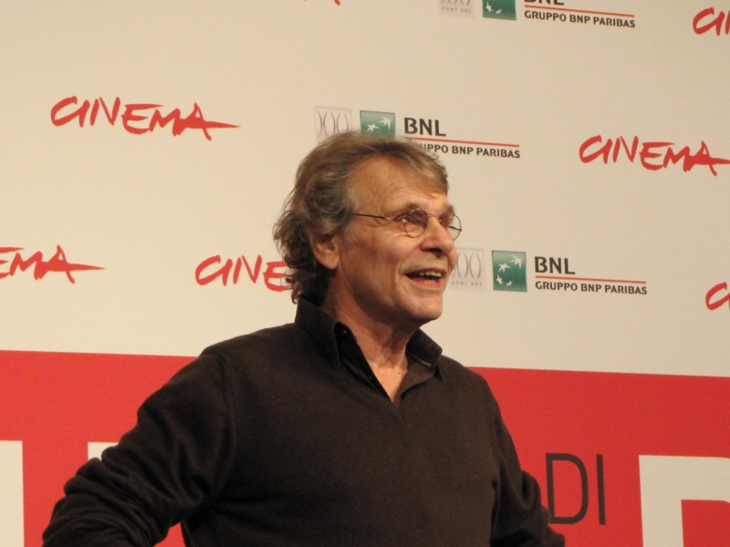 Il paradiso degli orchi: Daniel Pennac  al Festival di Roma nel 2013
