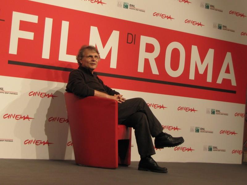 Il paradiso degli orchi: Daniel Pennac al Festival di Roma nel 2013, per presentare il film