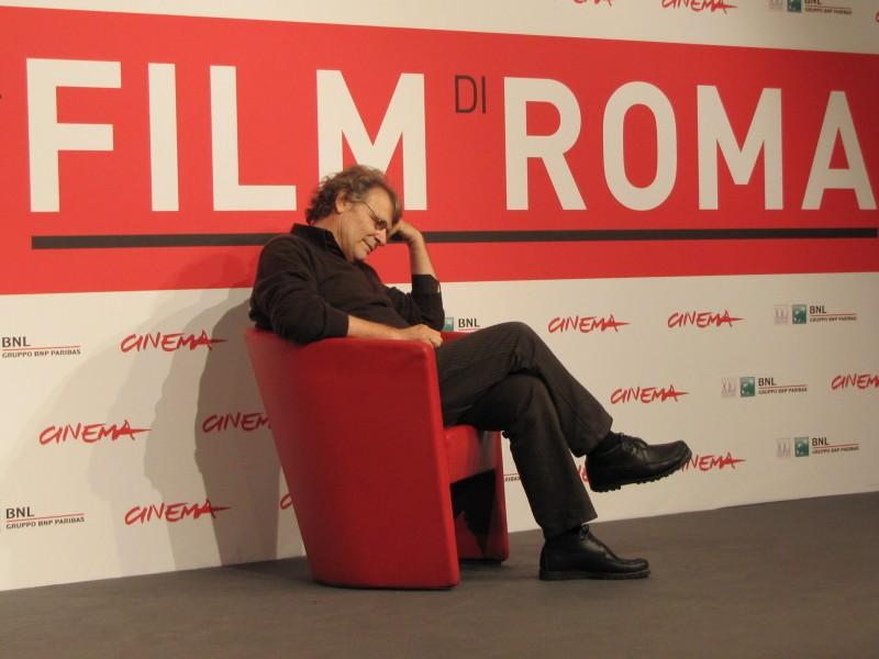 Il paradiso degli orchi: Daniel Pennac al Festival di Roma nel 2013, per presentare la commedia