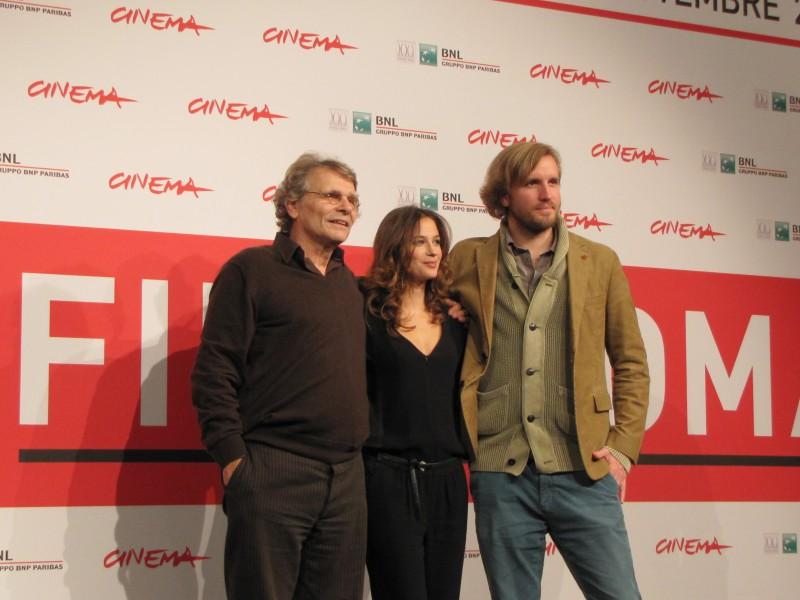 Il paradiso degli orchi: Daniel Pennac con Nicolas Bary e Melanie Bernier al Festival di Roma 2013