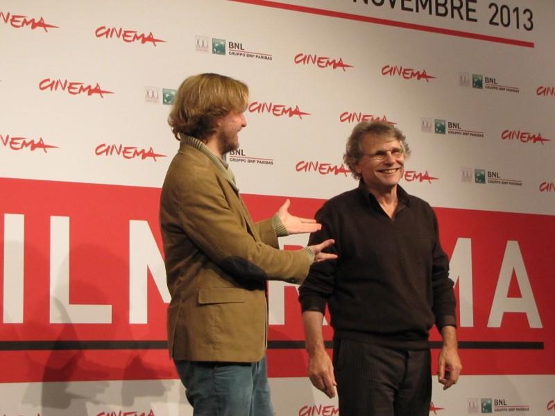 Il paradiso degli orchi: Daniel Pennac e Nicolas Bary al Festival di Roma 2013