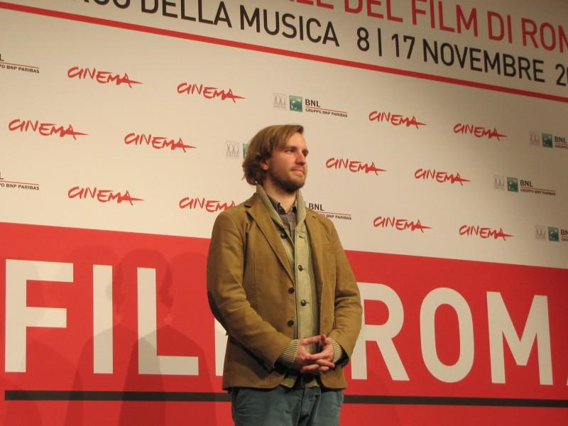 Il paradiso degli orchi: il regista del film Nicolas Bary al Festival di Roma 2013