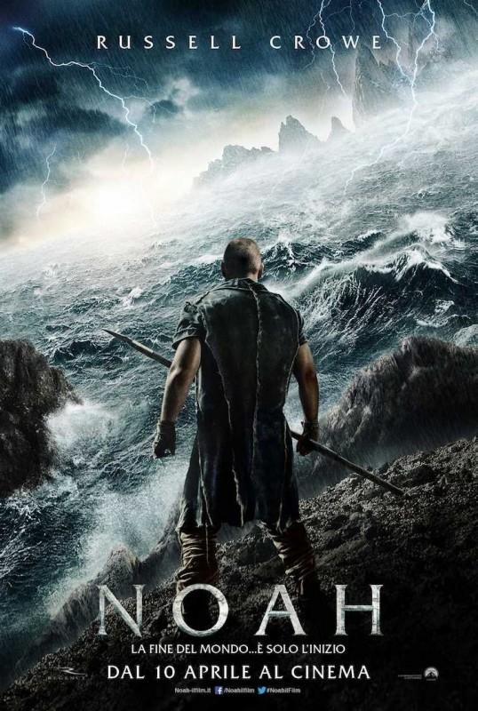 Noah: il poster italiano definitivo del film