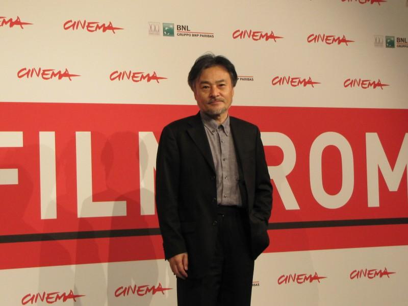 Seventh Code: il regista Kiyoshi Kurosawa presenta il film al Festival di Roma 2013
