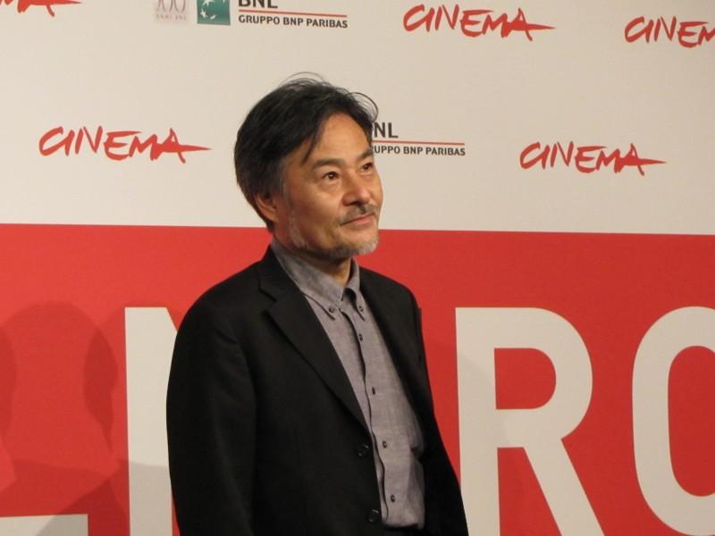 Seventh Code: Kiyoshi Kurosawa presenta il film a Roma 2013