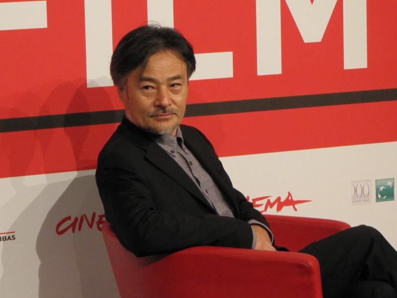 Seventh Code: Kiyoshi Kurosawa presenta il film a Roma 2013, ottava edizione del Festival