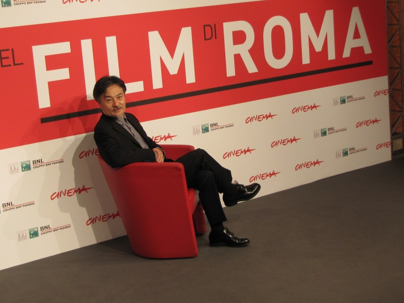 Seventh Code: Kiyoshi Kurosawa presenta il suo film a Roma 2013, ottava edizione del Festival