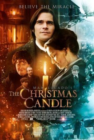 The Christmas Candle: la locandina del film