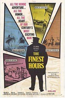 The Finest Hours: la locandina del film