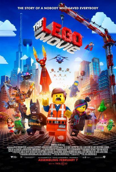 The Lego Movie: la  nuova locandina