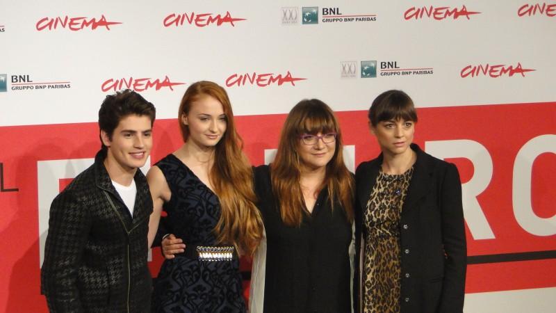 Another Me: la regista Isabel Coixet con il cast al photocall di Roma 2013