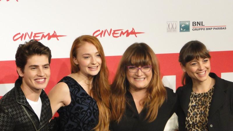 Another Me: la regista Isabel Coixet insieme al cast al photocall del festival di Roma 2013