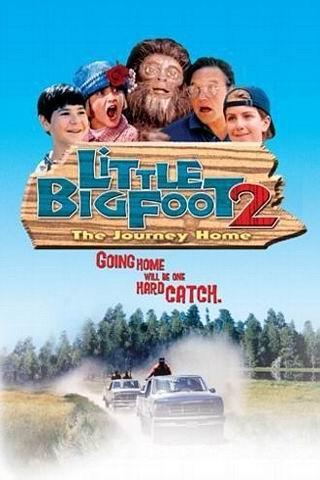 Baby Bigfoot 2: la locandina del film