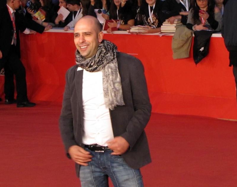 Checco Zalone al Festival di Roma 2013