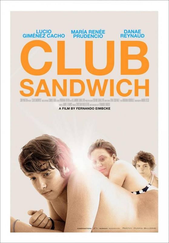 Club Sandwich: la locandina del film