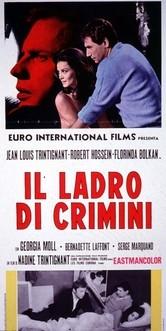 Il ladro di crimini: la locandina del film