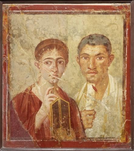 Pompei: un'immagine dell'evento cinematografico
