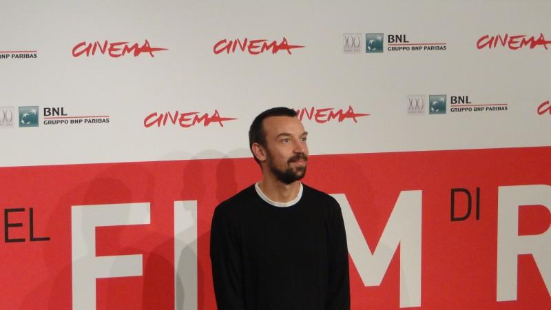 Roma 2013: Alberto Fasulo al photocall del film Tir