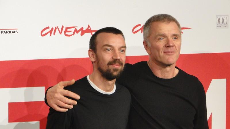 Roma 2013: Alberto Fasulo e Branko Zavrsan posano al photocall del film Tir