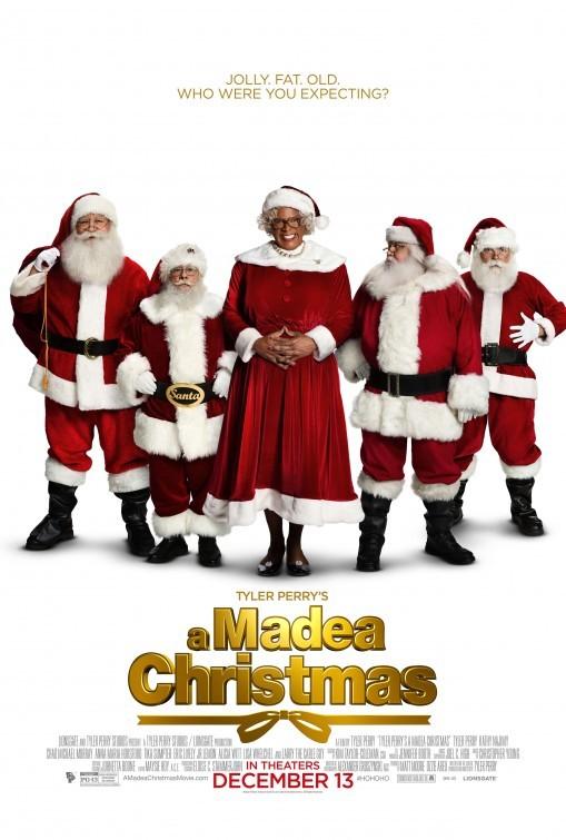 A Madea Christmas: nuovo poster USA