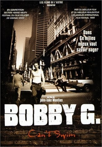 Bobby G. Can't Swim: la locandina del film