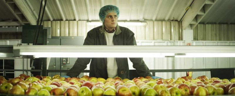 C.O.G.: Jonathan Groff nei panni di David in una scena