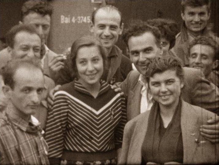 Il treno va a Mosca: un'immagine del film diretto dai registi Federico Ferrone e Michele Manzolini