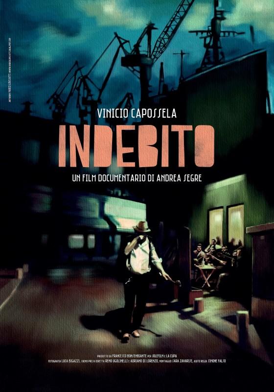 Indebito: il teaser poster italiano