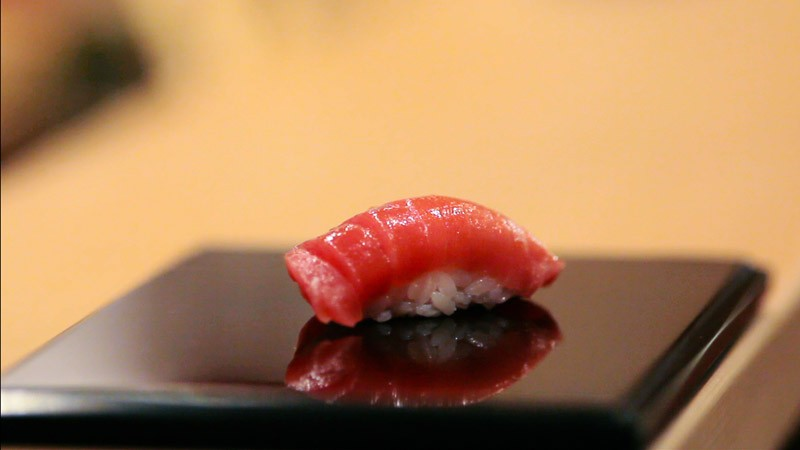 Jiro e l'arte del sushi: il miglior sushi del mondo in una scena del documentario su Jiro Ono