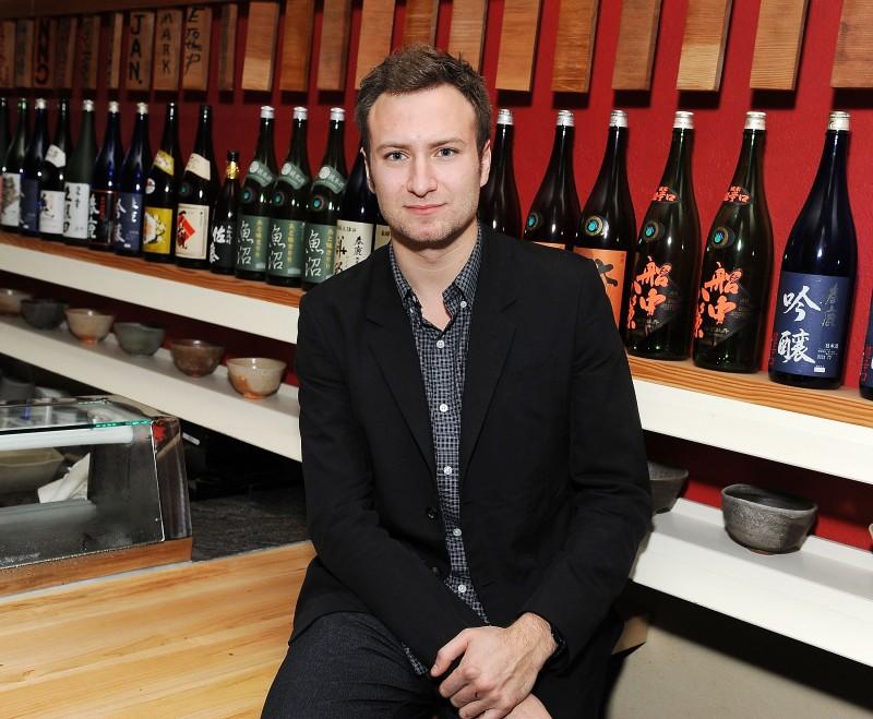 Jiro e l'arte del sushi: il regista del documentario David Gelb in una foto promozionale