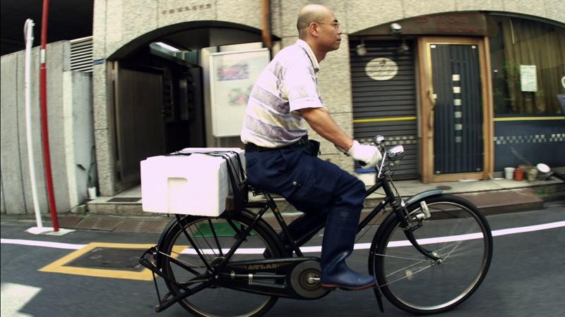 Jiro e l'arte del sushi: una scena del documentario sul miglior chef di sushi del mondo