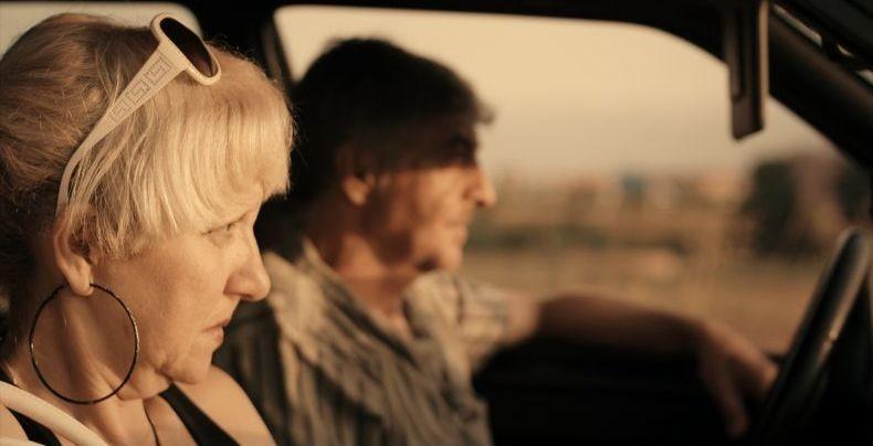 La plaga: Maribel Martí in una scena del film