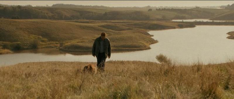 Le démantèlement: Gabriel Arcand in una scena tratta dal film