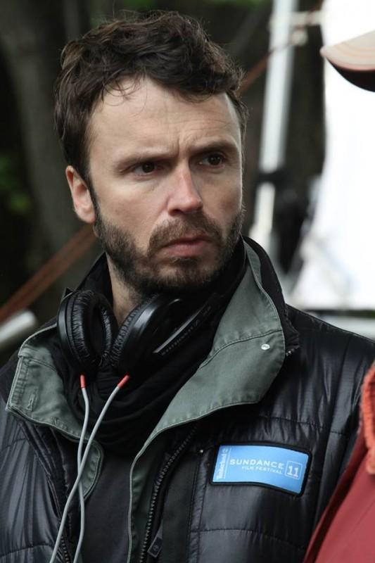 Le démantèlement: il regista Sébastien Pilote in una foto promozionale al Sundance