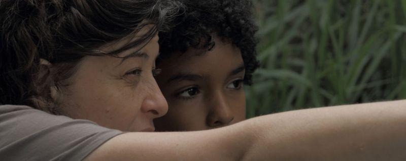 Pelo Malo: la regista del film Mariana Rondón sul set con il piccolo Samuel Lange