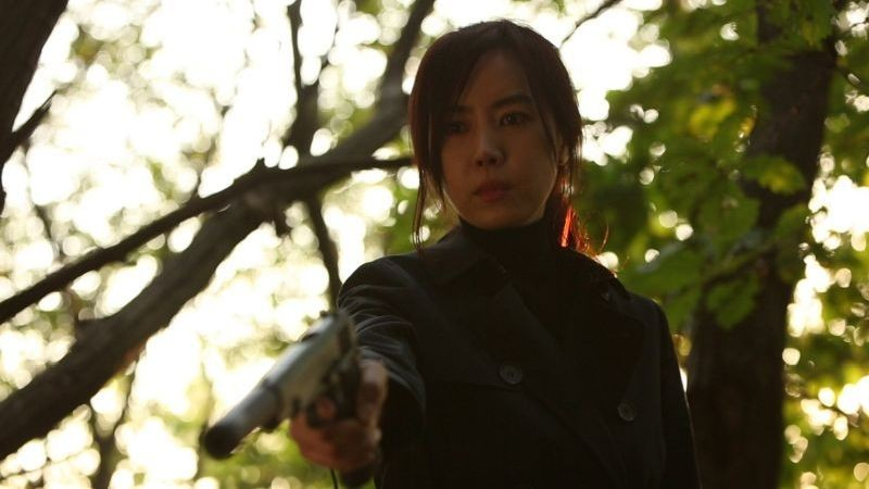 Red Family: Kim Yumi in una scena