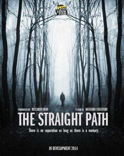 The Straight Path: locandina web