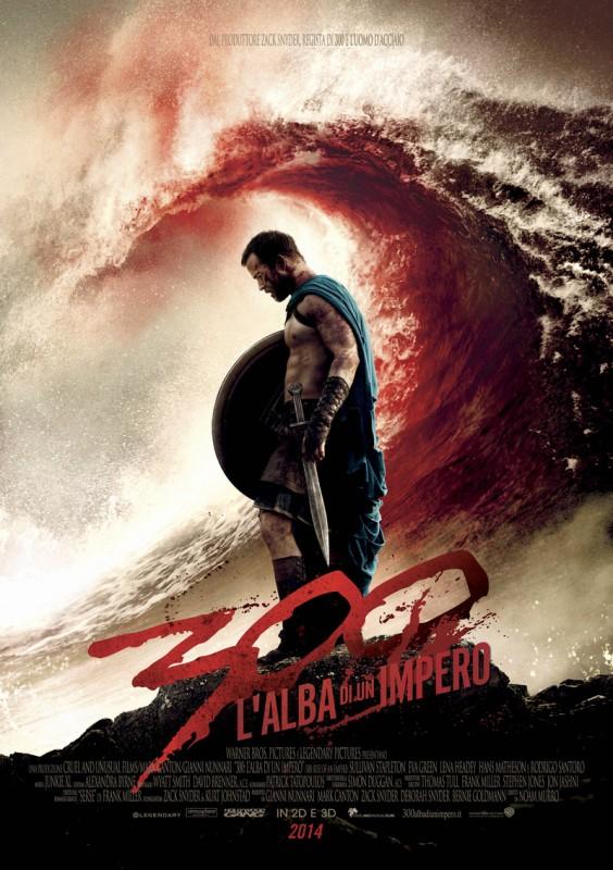 300 - L'alba di un impero: il teaser poster italiano