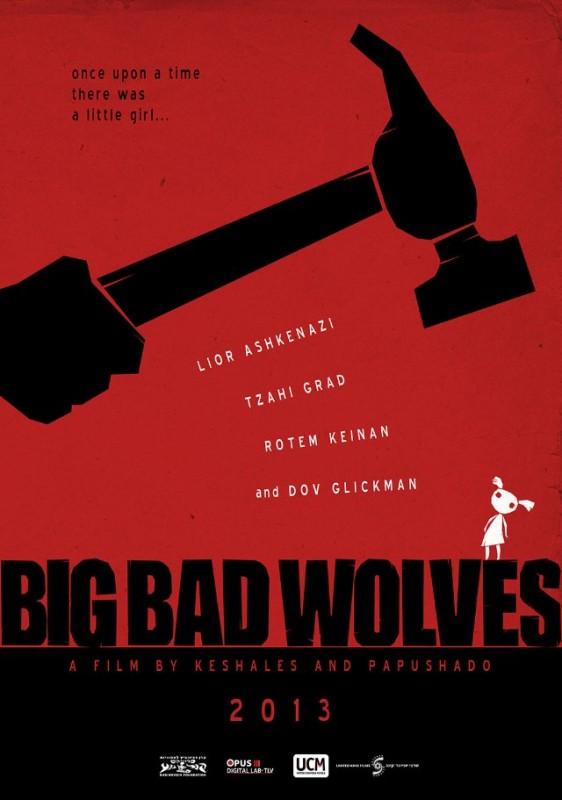 Big Bad Wolves: la locandina del film
