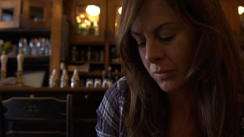 Blood Pressure: Michelle Giroux in un primo piano tratto dal film