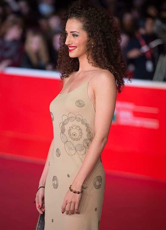 Daria Pascal Attolini - Festival Internazionale del Film di Roma - Red Carpet