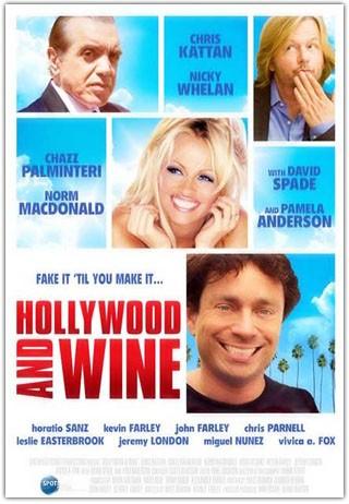 Hollywood & Wine: la locandina del film
