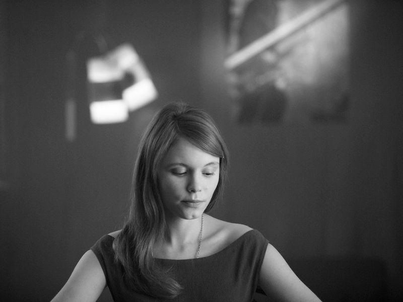 Ida: Agata Trzebuchowska in una scena