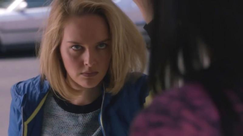 Jess Weixler nell'episodio The Next Month della quinta stagione di The Good Wife